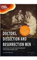 9781907586132: Doctors, Dissection and Resurrection Men (Molas Monograph)