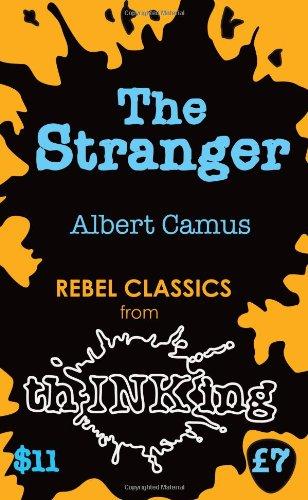 9781907590238: The Stranger (Thinking) (Rebel Classics)