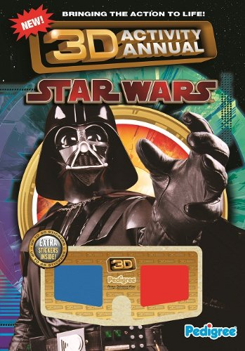 9781907602108: Star Wars 3D Activity Annual (Activity Annual Spring 2011)