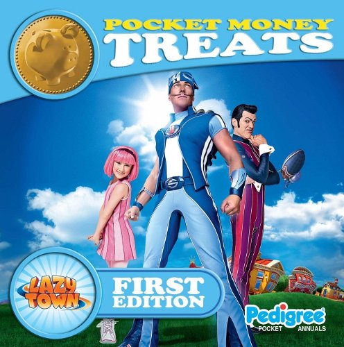 Lazy Town Pocket Money Treats Series 1: Pedigree Books Ltd