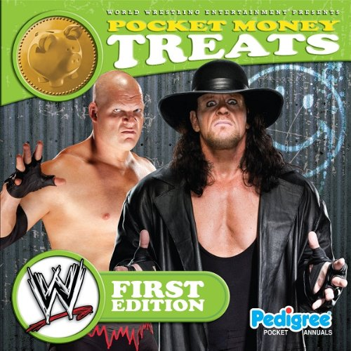 WWE Pocket Money Treats Series 1 2011: Pedigree Books Ltd