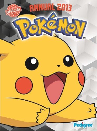 9781907602498: Pokemon Annual 2013