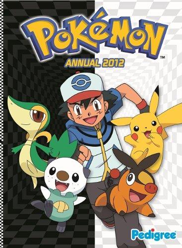 9781907602641: Pokemon Annual 2012
