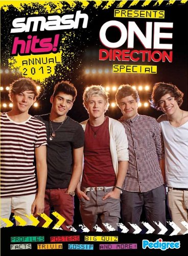 9781907602764: Smash Hits One Direction Annual 2013