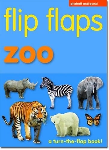 9781907604539: Flip Flaps Zoo