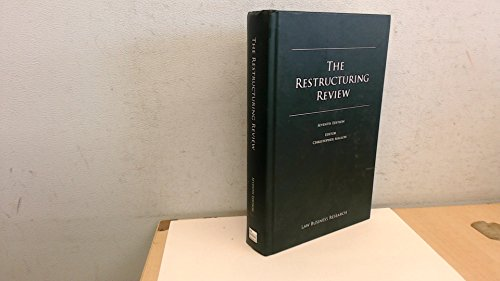 THERESTRUCTURINGREVIEWFIFTHEDITION reorganization review of the fifth edition: christopher mallon KE
