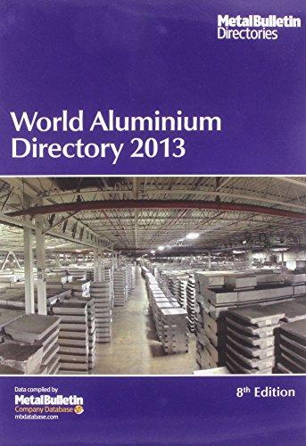 World Aluminium Directory 2013 (Paperback)