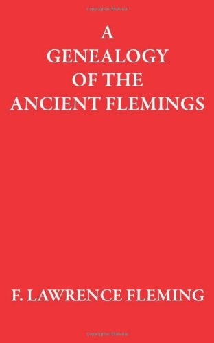 9781907611070: A Genealogy of the Ancient Flemings