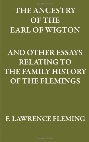 9781907611599: The Ancestry of the Earl of Wigton