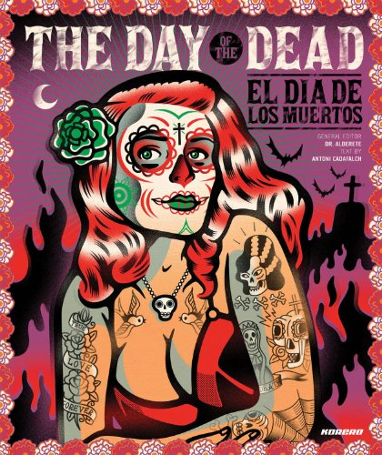 9781907621017: The day of the dead graphics, cartoons, symbols, installations and toys