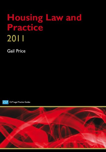 9781907624254: Housing Law and Practice