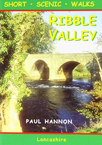9781907626036: Ribble Valley: Short Scenic Walks (Walking Country S.)