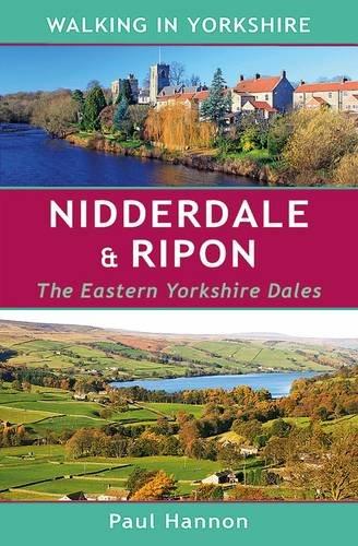 Nidderdale & Ripon (Walking in Yorkshire): Hannon, Paul