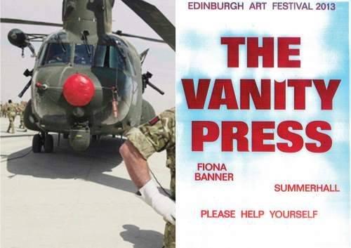 9781907631504: The Vanity Press, Summerhall: Please Help Yourself