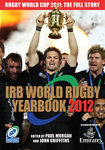 The IRB World Rugby Yearbook 2012 (Paperback)
