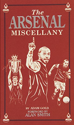 The Arsenal Miscellany: Gold, Adam