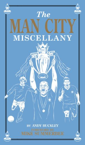 The Man City Miscellany: Buckley, Andy