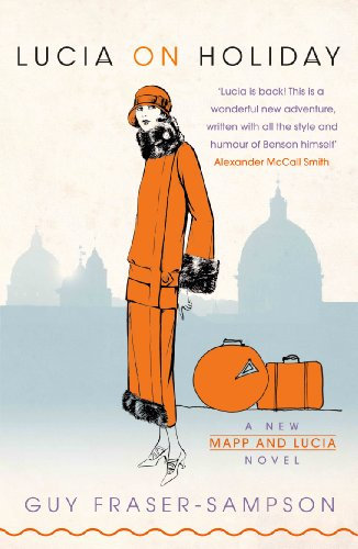 9781907642517: Lucia on Holiday: A Mapp & Lucia Novel