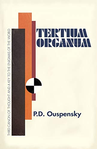 9781907661471: Tertium Organum: The Third Canon of Thought