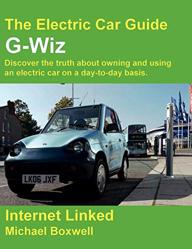 The Electric Car Guide - G-Wiz: Michael Boxwell