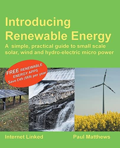 9781907670503: Introducing Renewable Energy