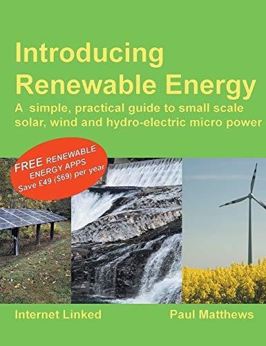 9781907670541: Introducing Renewable Energy