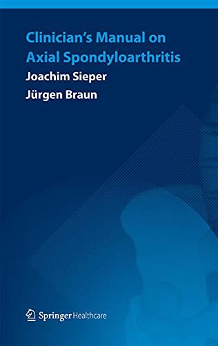 9781907673856: Clinician's Manual on Axial Spondyloarthritis