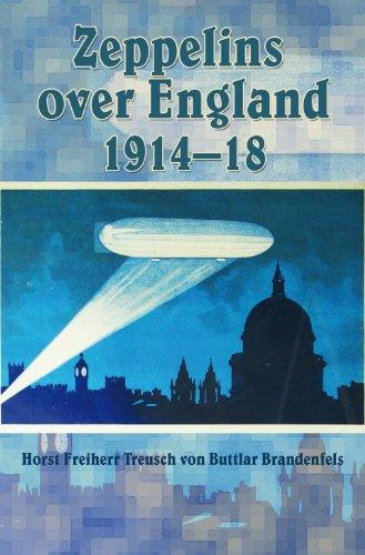 9781907677359: Zeppelins Over England 1914-18