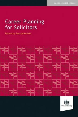 Career Planning for Solicitors