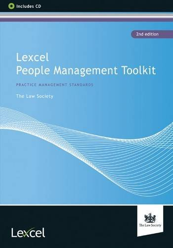 Lexcel People Management Toolkit (Mixed media product): The Law Society