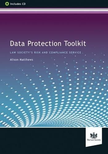 Data Protection Toolkit: Matthews Alison
