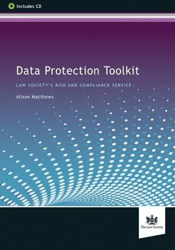 9781907698927: Data Protection Toolkit