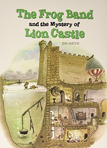 9781907700026: The Frog Band and the Mystery of Lion Castle