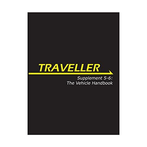 Traveller: Supplement 5-6: The Vehicle Handbook (MGP3868): Colin Dunn; Nick Robinson; Charlotte Law