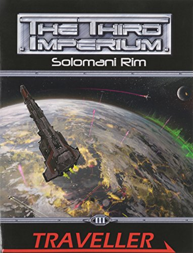 Solomani Rim (Traveller: The Third Imperium) (1907702954) by David Pulver
