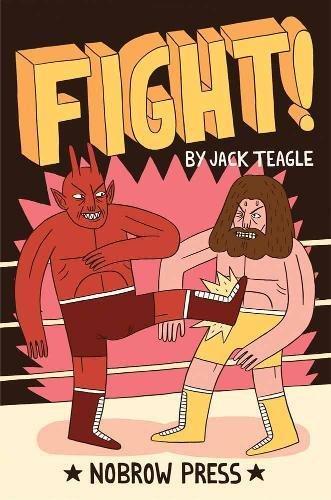FIGHT: TEAGLE JACK
