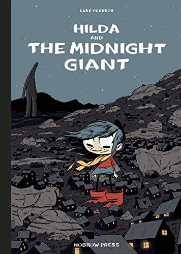 9781907704253: Hilda and the Midnight Giant (Nobrow Edition) (Hildafolk)