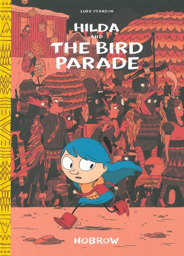 9781907704482: Hilda And The Bird Parade