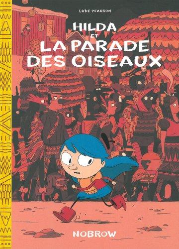 9781907704499: Hilda et la parade des oiseaux