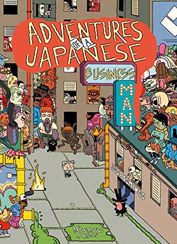 Adventures of a Japanese Business Man: Domingo, Jose