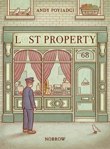 9781907704864: Lost Property (Nobrow 17x23)