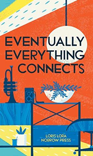 Eventually Everything Connects [Concertina fold-out book]: Leporello: Lora, Loris