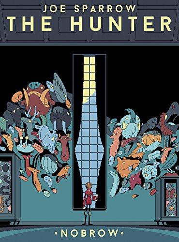 The Hunter [17 X 23 Comic] (17 X 23 Comics)