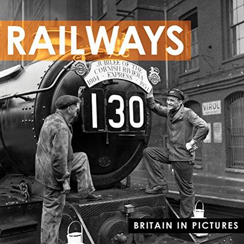 9781907708473: Railways (Britain in Pictures)