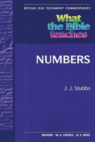 9781907731105: WTBT Vol 3 OT Numbers (Ritchie Old Testament Commentaries)