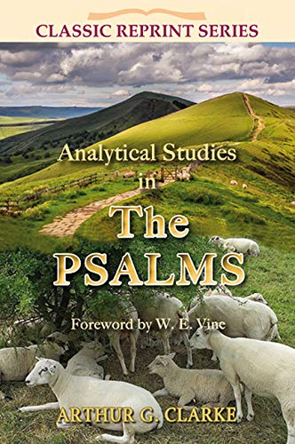 9781907731679: Analytical Studies in the Psalms (Classic Re-print Series)