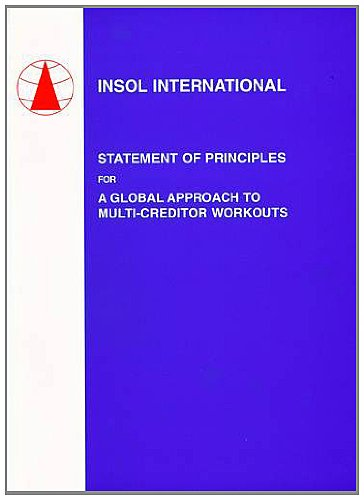 9781907764103: Statement of Principles for a Global Approach to Multi-Creditor Workouts
