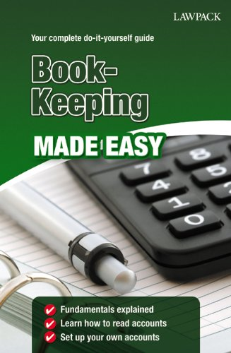 Book-keeping Made Easy: Roy Hedges