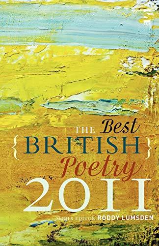 The Best British Poetry 2011: Lumsden, Roddy