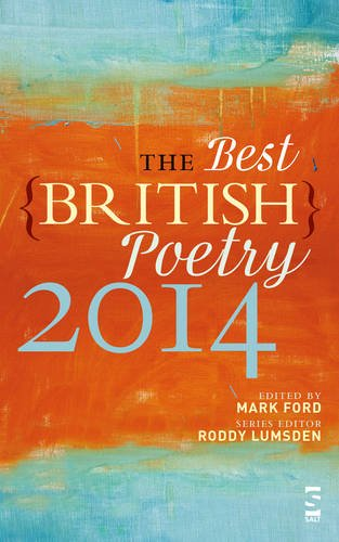 The Best British Poetry 2014: Mark Ford, Rachael